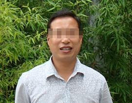 蔡先生 男41岁 国企员工